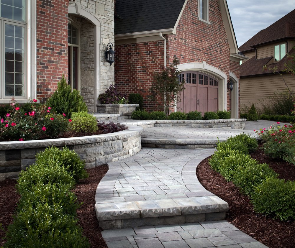 Walkways and Home Landscaping